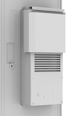 Ar condicionado para cabine outdoor