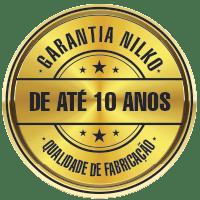 Garantia de Fabricação Nilko